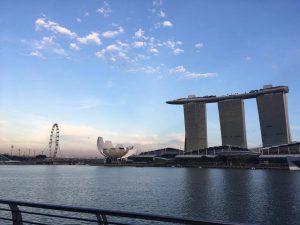 シンガポールと日本のデュアルライフ、始めマス。
