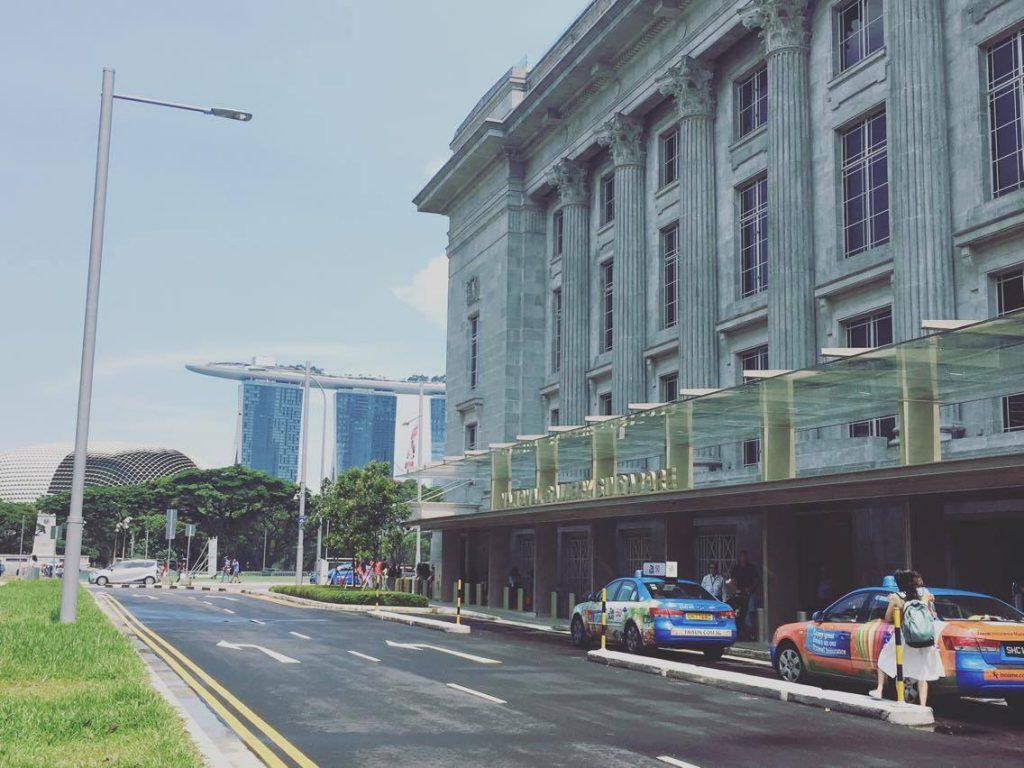 シンガポールナショナルギャラリーは、美術館以上に「子供の遊び場」だった!