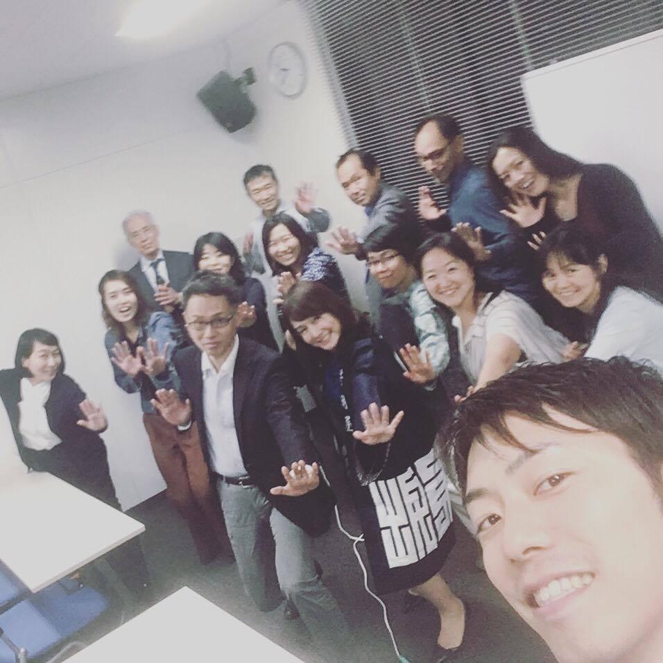 「歌舞伎英語イベント 座学の回」は、みんなの前のめり感がすごかった。