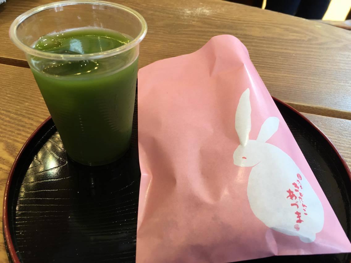 浅草での食べ歩きは、きびだんご 浅草寺で決まり♡