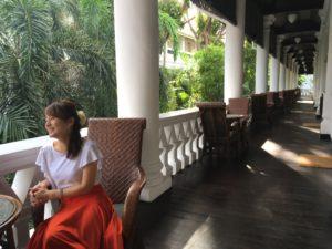 ラッフルズホテル シンガポールに来たら行ってみて欲しい、うっとり空間