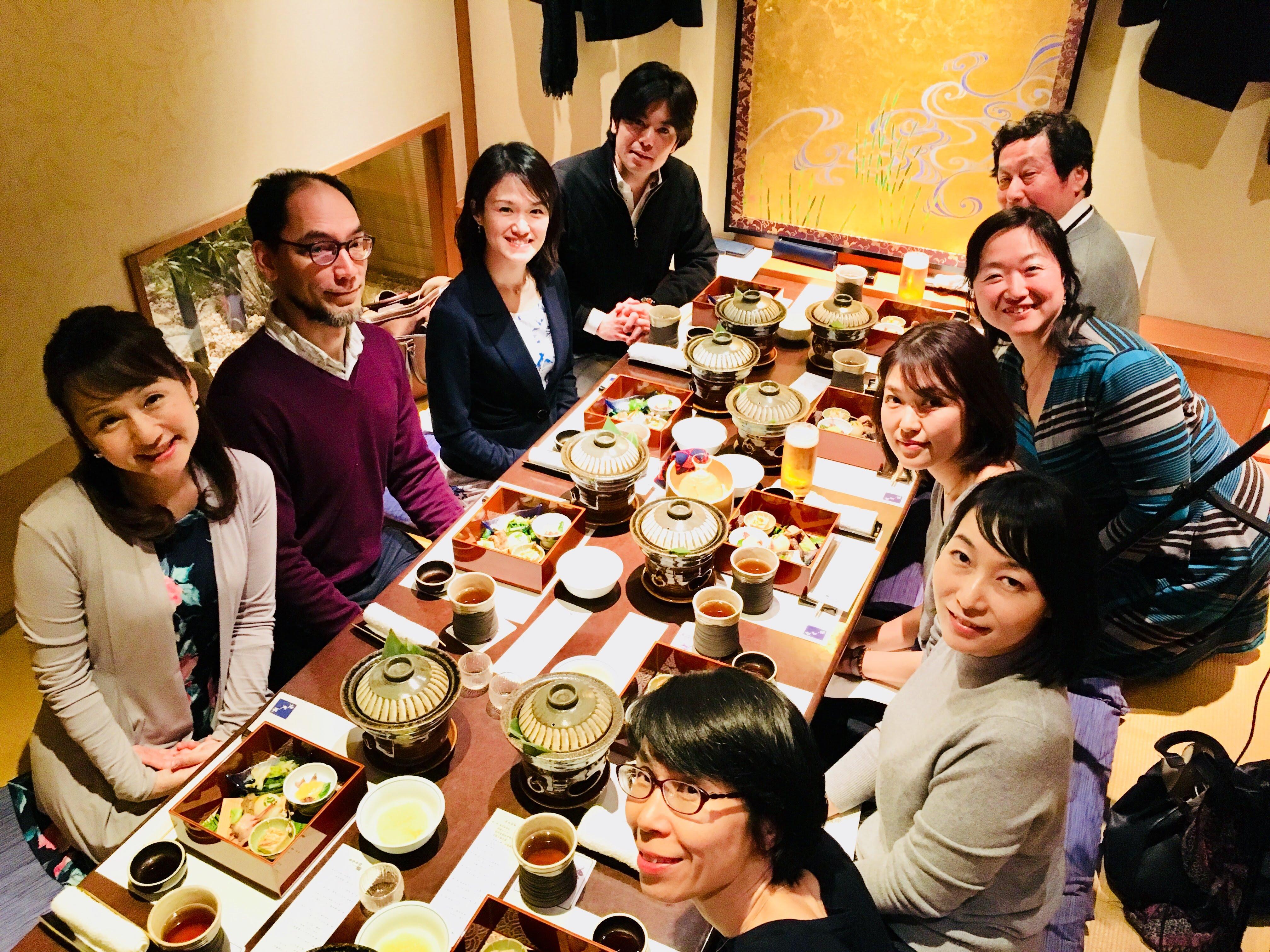 和食のマナーを学び、英語で語る!「禊」を英語で【3月くらぶイベント報告】