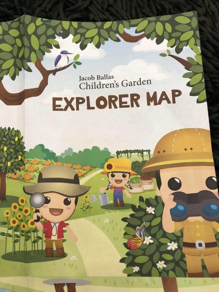Jacob Ballas Children's Gardenに行ってきたよ シンガポール無料で子供を遊ばせるプレグラ