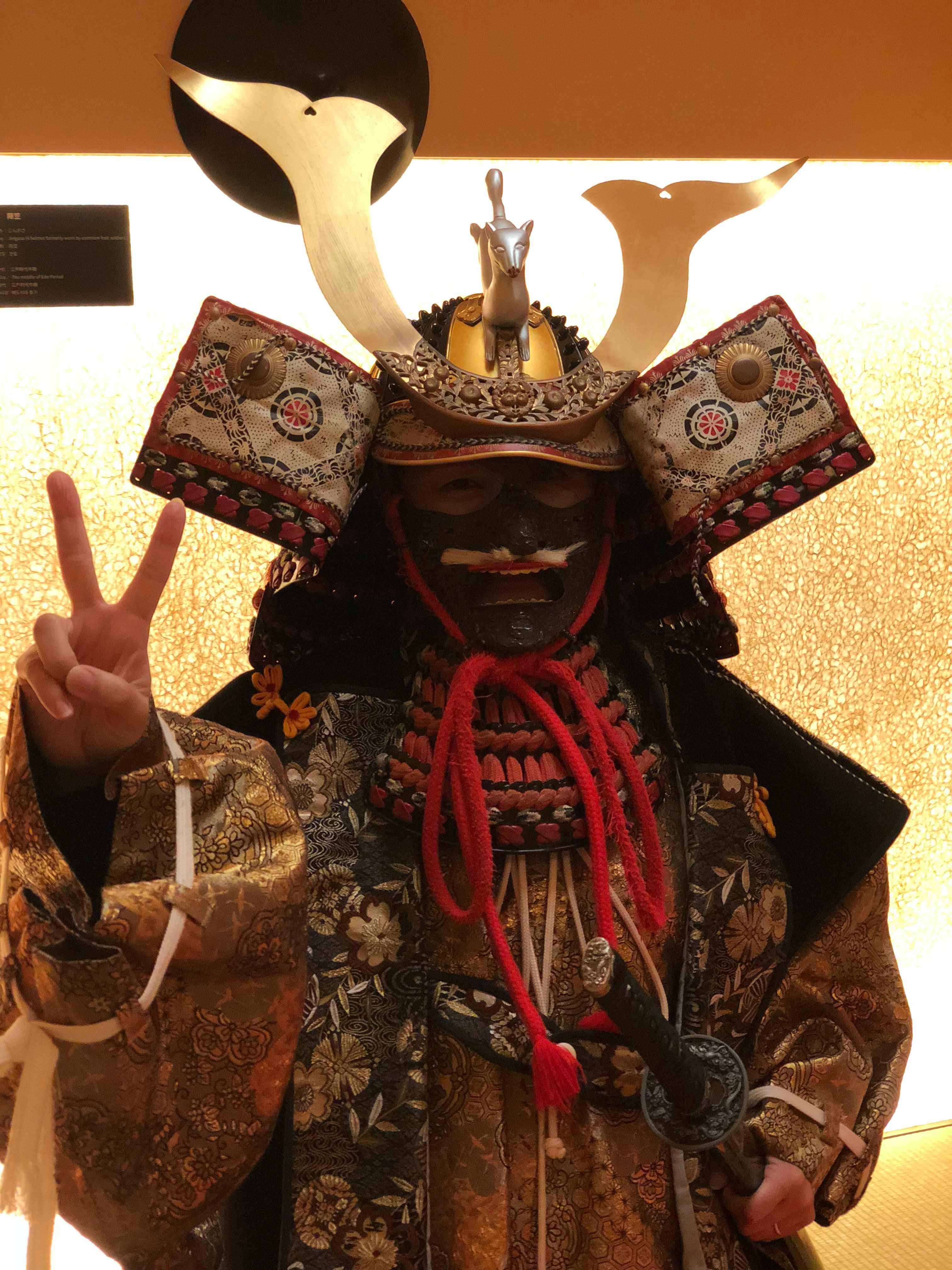 サムライミュージアム 外国人を東京観光に連れて行くならここ!