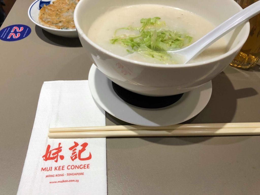 お粥専門店 オーチャード MUI KEE CONGEE