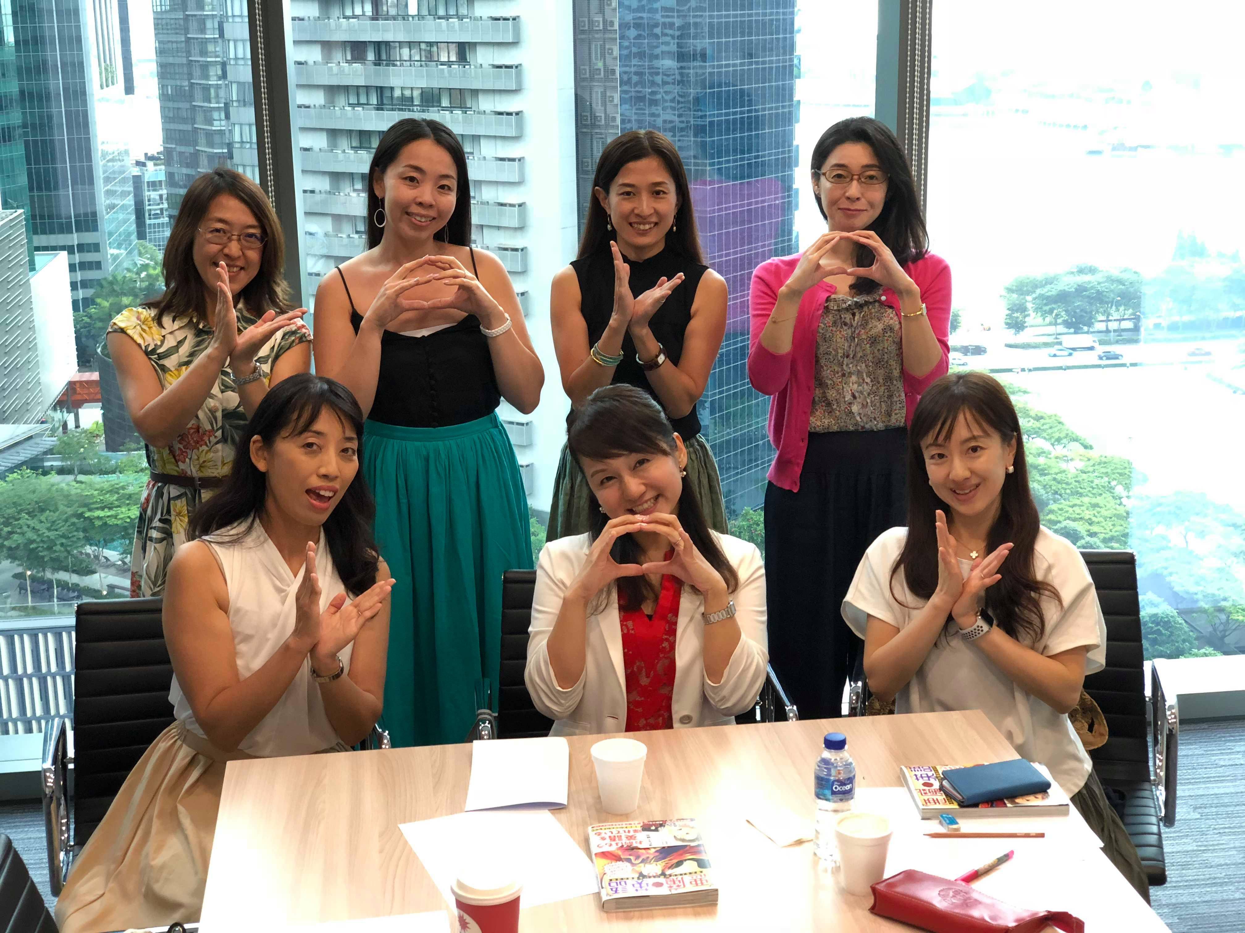 リスニングに特化したクラスを行ってみました in シンガポール