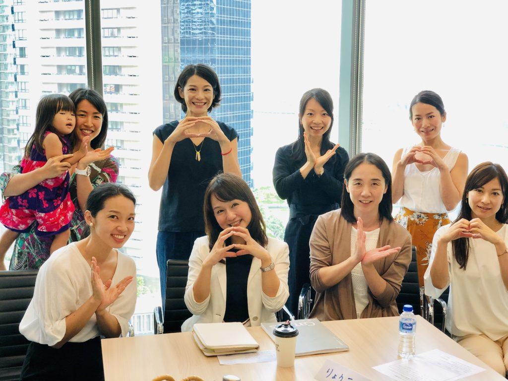 初級リスニング クラス参加者の声 (2019年1月)