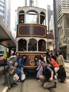 香港初日!