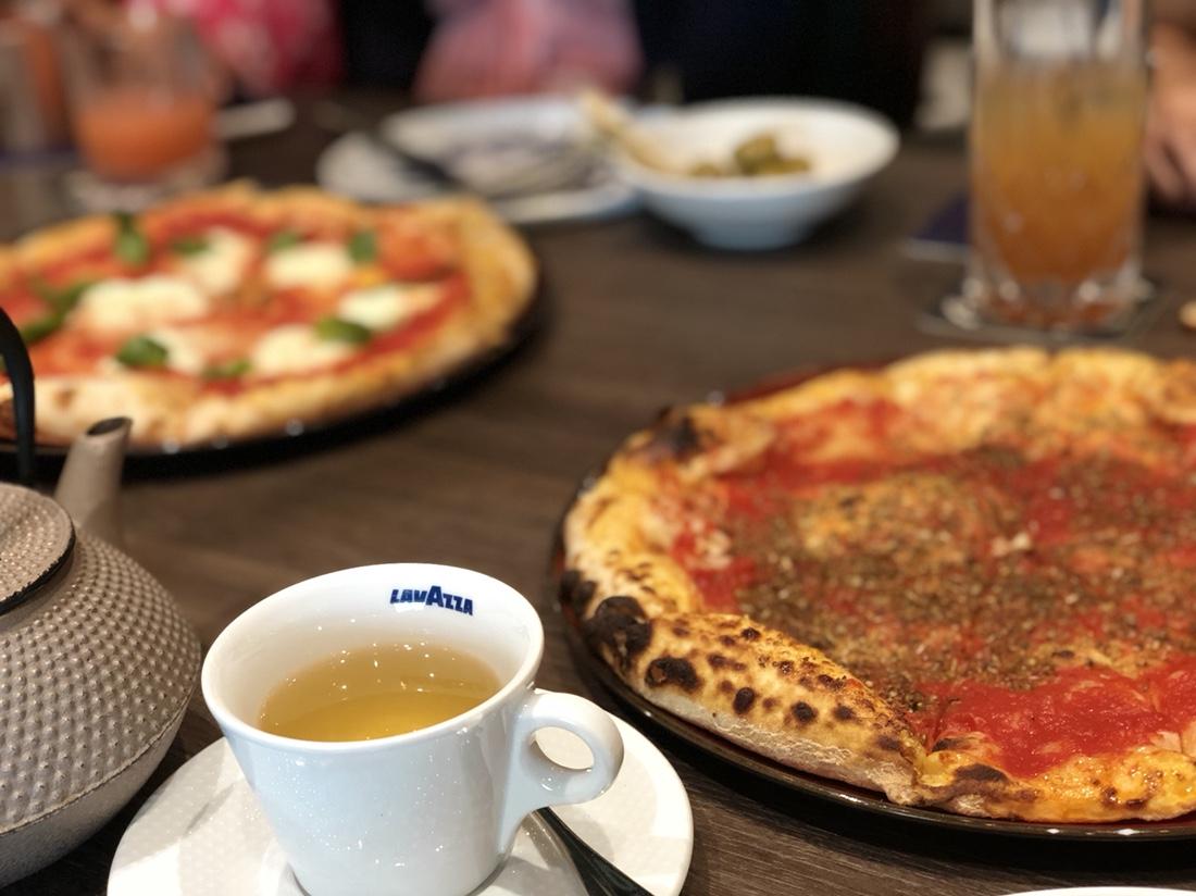 シンガポールでもちもちのピザが食べられる!おすすめピザやさんAmo