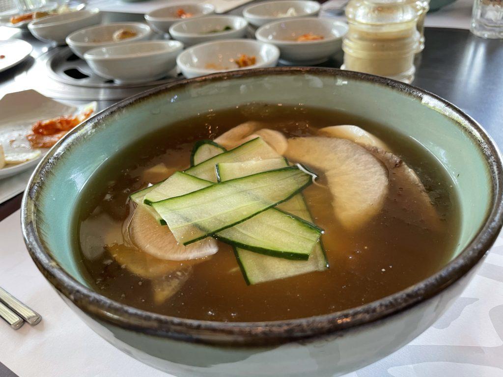 冷麺を食べたい!と叫んだら絶品冷麺に出会えた話〜Chang Korean restaurant〜