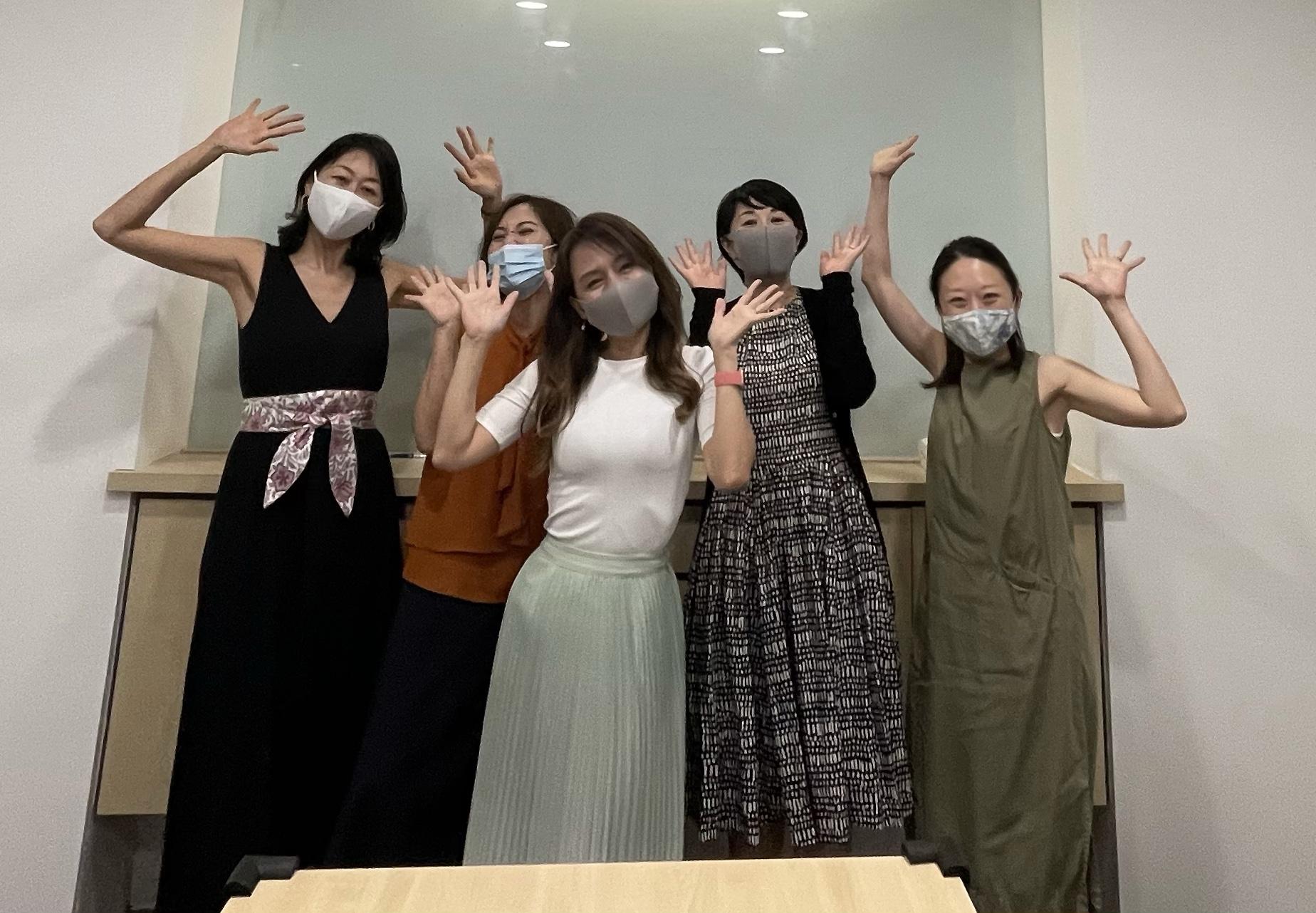 一生伝えていきたいことを英語にしていく〜ずるいえいごマスターコース発表会〜