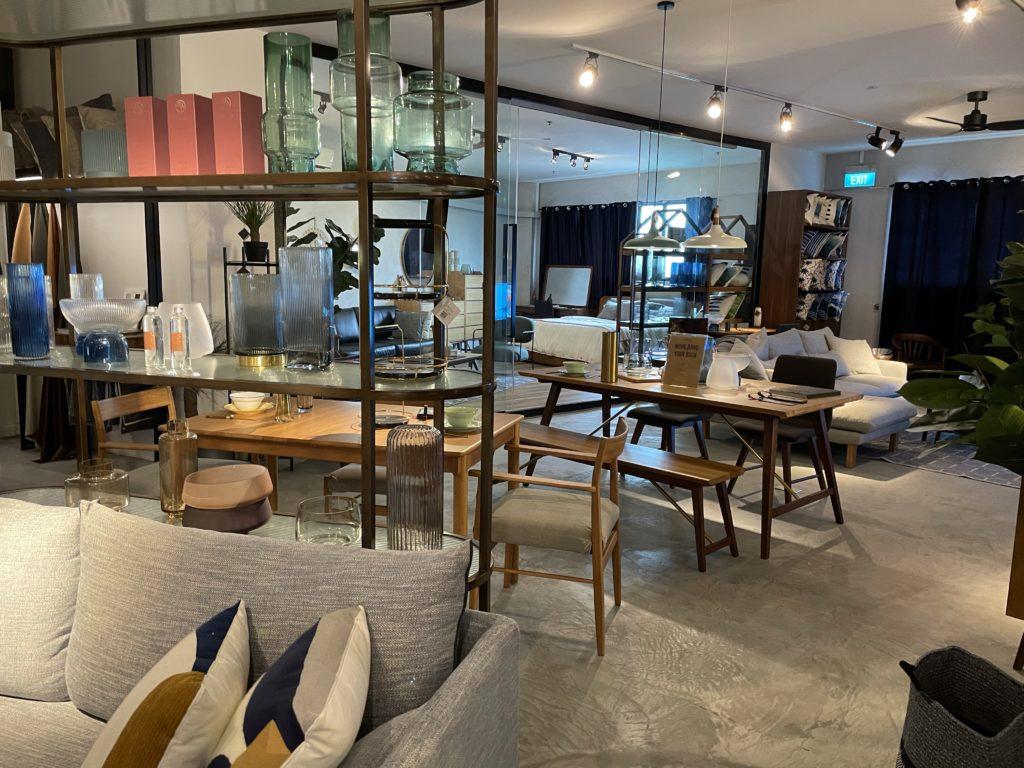 シンガポールでの家具選び〜私の体験をつらつらとシェアする記事〜